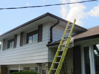 Downspouts pwnpipes Eavestrough Toronto, North York Scarborough