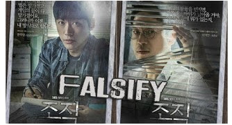 Download Film Drama Korea Falsify (2017) Bluray Subtitle Indonesia