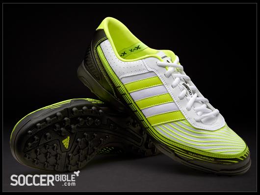 Turf Football Trainer Adidas adi5 WhiteElectricityBlack