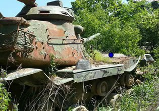 EightGames Abandoned Tank…