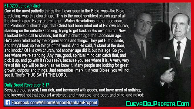 The most horriblest church age of all the church ages - William Branham Quotes