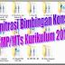 Administrasi Bimbingan Konseling SMP/MTs Kurikulum 2013 Tahun 2018/2019