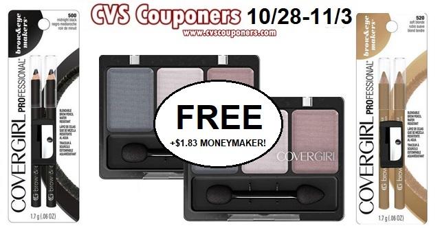 http://www.cvscouponers.com/2018/10/CVS-FREE-MONEYMAKER-Covergirl-1028-113.html