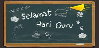 Hargailah Gurumu seperti kamu menghargai Orangtuamu :) Selamat Hari Guru Nasional !!