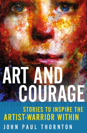 "Read  ""Art And Courage"" Now."