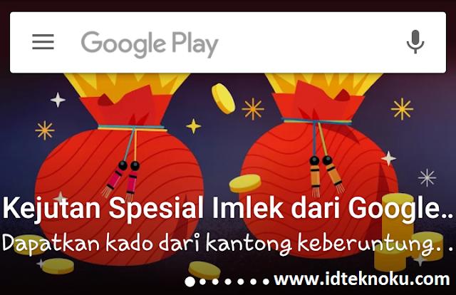 Dapatkan Kejutan Spesial Imlek dari Google Play