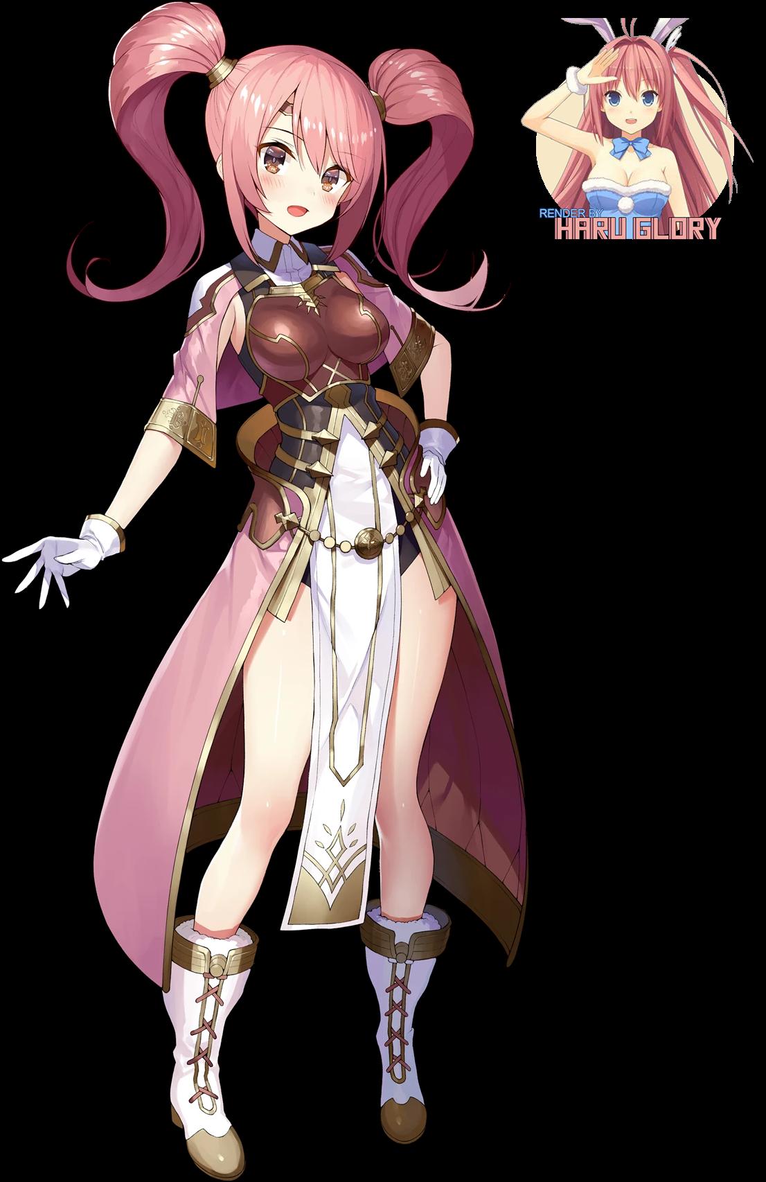 Mae - fire emblem echoes 02 (2017)