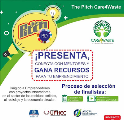 Participa en The Pitch RD