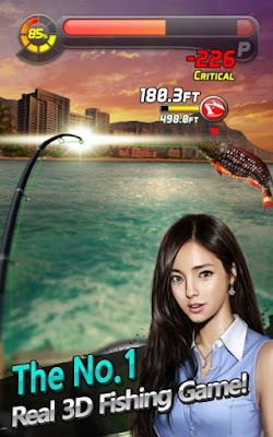 Ace Fishing: Wild Catch Mod Apk v2.2.9 (Easy Fishing) Free Download