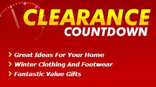 Clearance Countdown