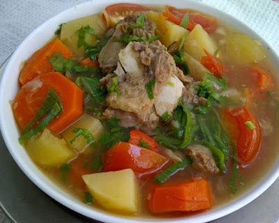Resep Sup Daging Sapi Masakan Sederhana yang enak