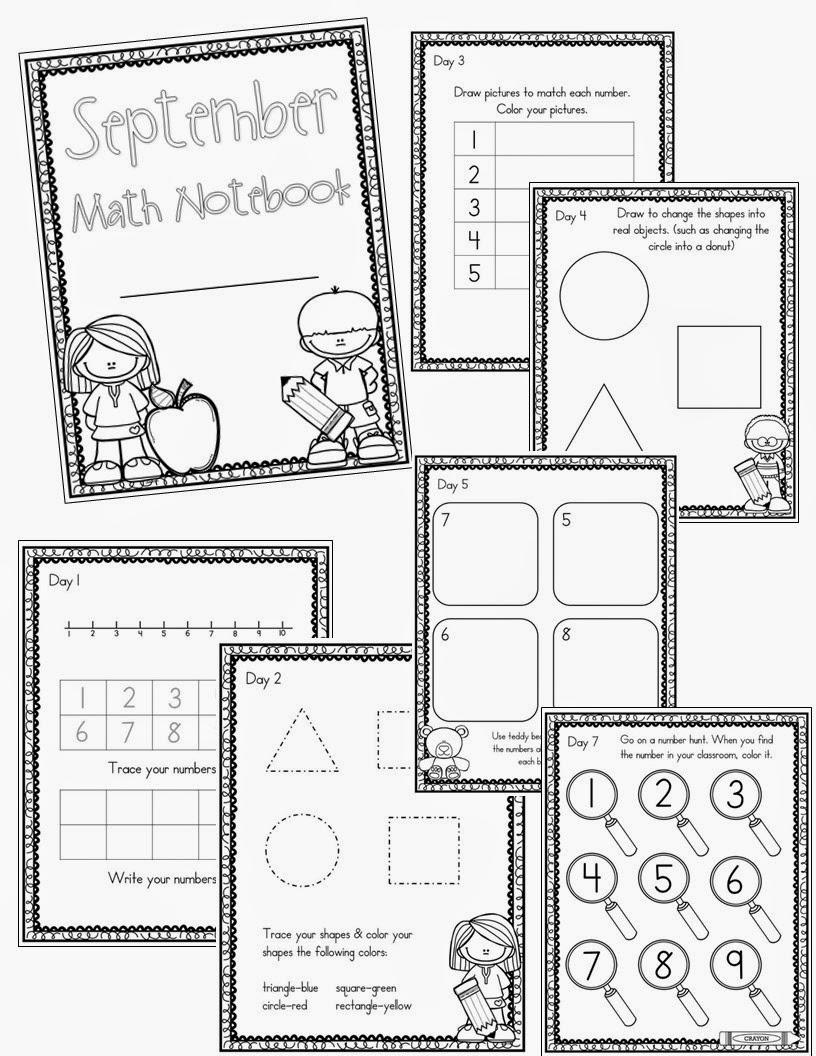 Mrs. McGinnis' Little Zizzers: New Kindergarten Teaching