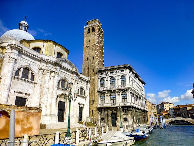 San Geremia - Cannaregio, Venecia por El Guisante Verde Project