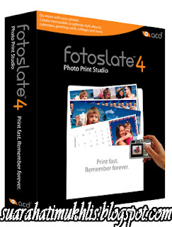 ACDSee FotoSlate 4 Photo Print Studio