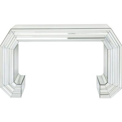 moderní nábytek Reaction, nábytek ze zrcadel, skleněný nábytek