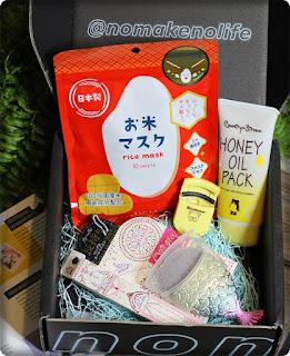 Japoński beauty box - edycja wrzesień '18