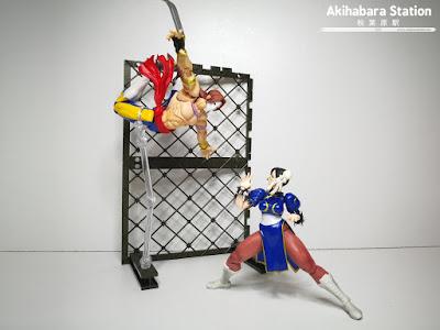 S.H.Figuarts Vega (Balrog) de Street Fighter - Tamashii Nations