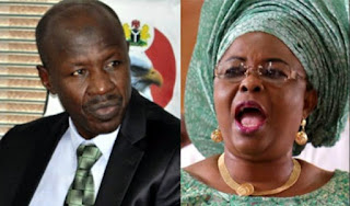 Image result for Niger Delta group to bomb NNPC Towers in Abuja if Patience Jonathan is arrested