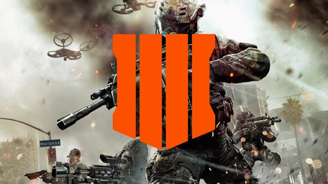بالفيديو الكشف عن الشعار الرسمي لجزء Call of Duty : Black Ops 4 و هذه أول التفاصيل ...