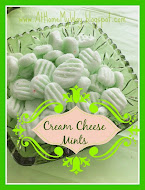 Cream Cheese Mints