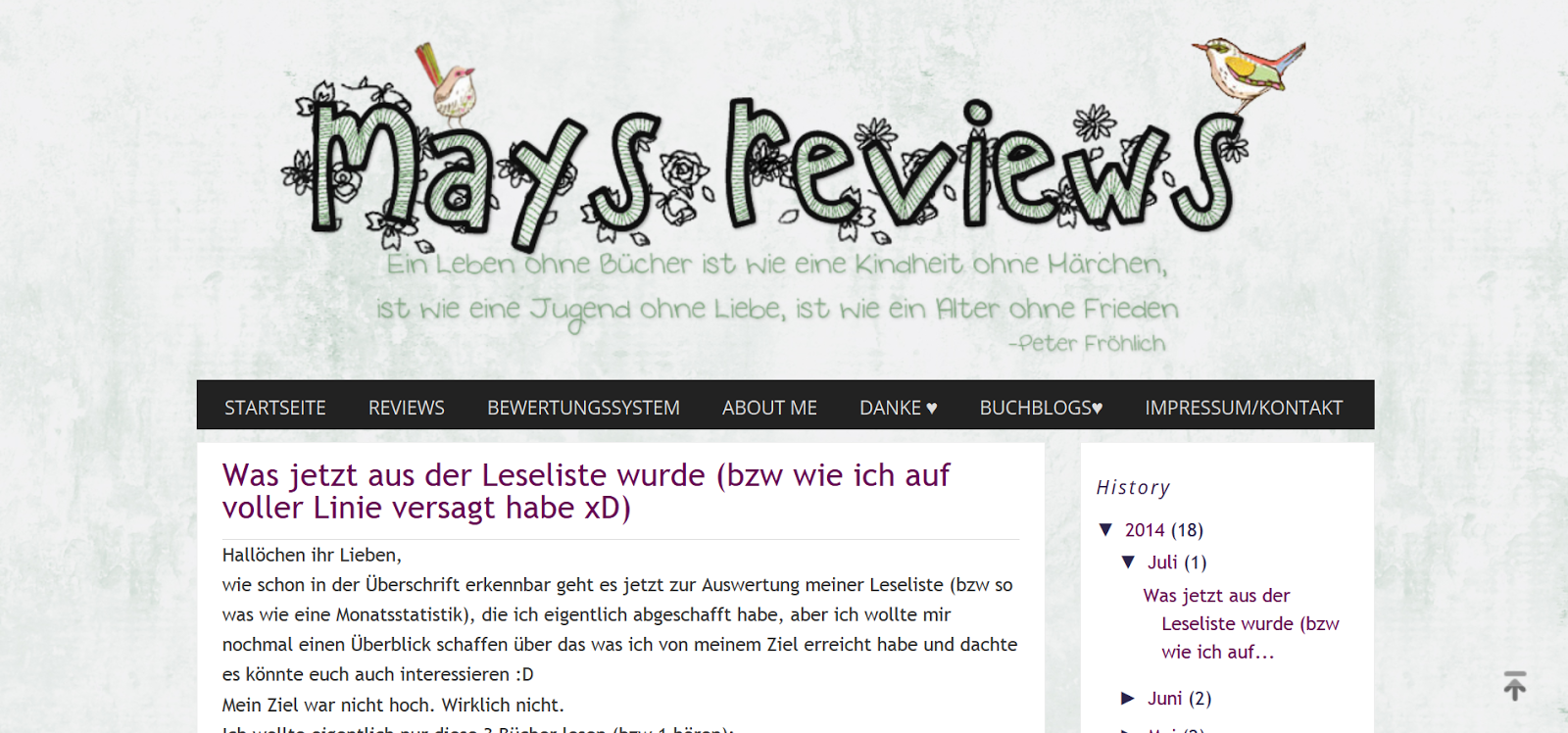 http://mays-reviews.blogspot.de/