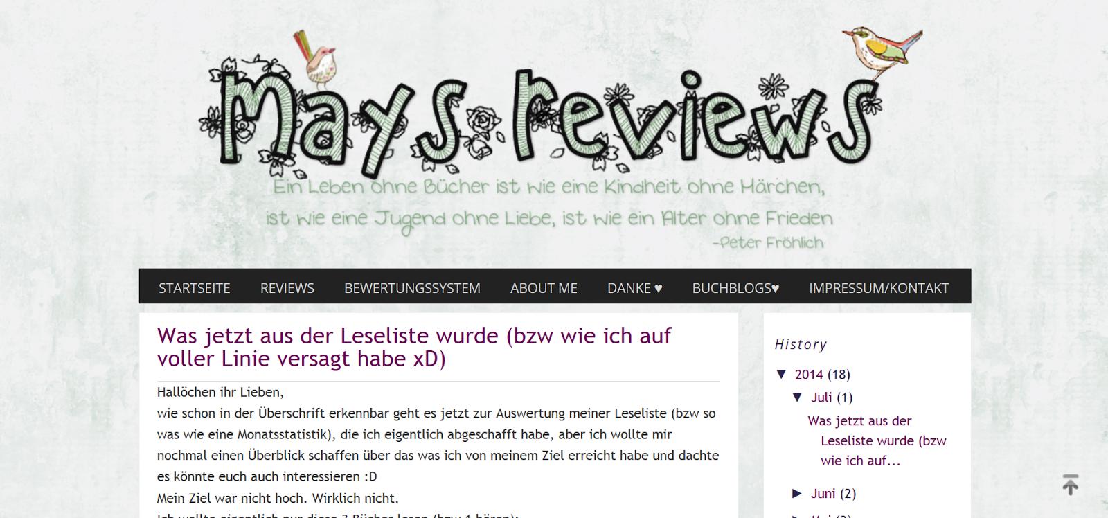 http://mays-reviews.blogspot.de/