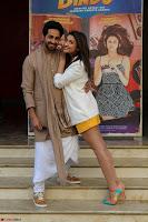 Parineeti Chopra with Ayushmann Khurrana at the Launch of Trailer of Meri Pyaari Bindu 002.JPG
