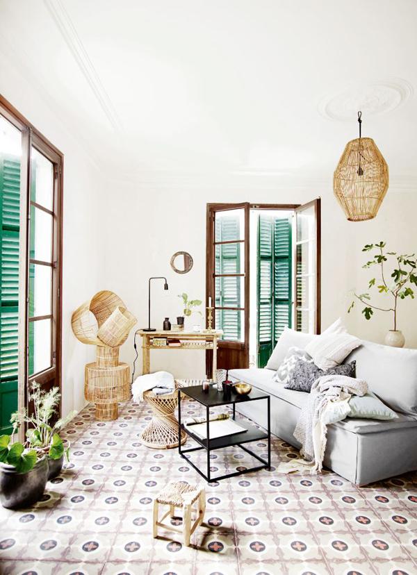 Appunti di casa handmade tiles by tine k for Arredi marocchini
