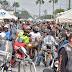 INVASIÓN DE MOTOCICLISTAS; CELEBRAN EN RIO BRAVO 5to. ANIVERSARIO DE REBELION BIKER