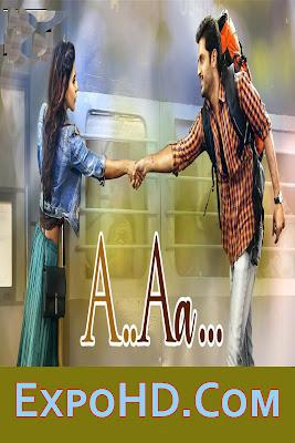 A Aa New Hindi Dubbed Full Movie | Nithiin, Samantha | Trivikram Free Download 720p