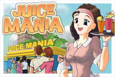 تحميل لعبة تحضير العصائر Juice Mania للبنات فقط