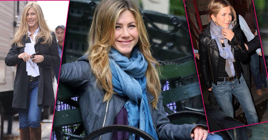 Top American News: Jennifer Aniston- Launching Designer Denim Line:' It'll Make Her a Billionaire'