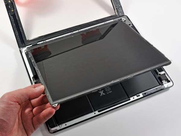 thay mới màn hình cho iPad 2