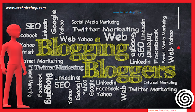 What is Blogging and Blog - TechnicalArp