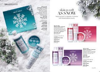 avon catalog 26 2018 skin so soft sets