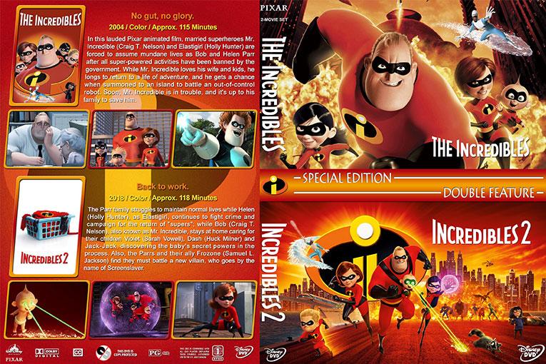 Incredibles 2 (2018) 720p BrRip [Dual Audio] [Hindi 5.1+English]