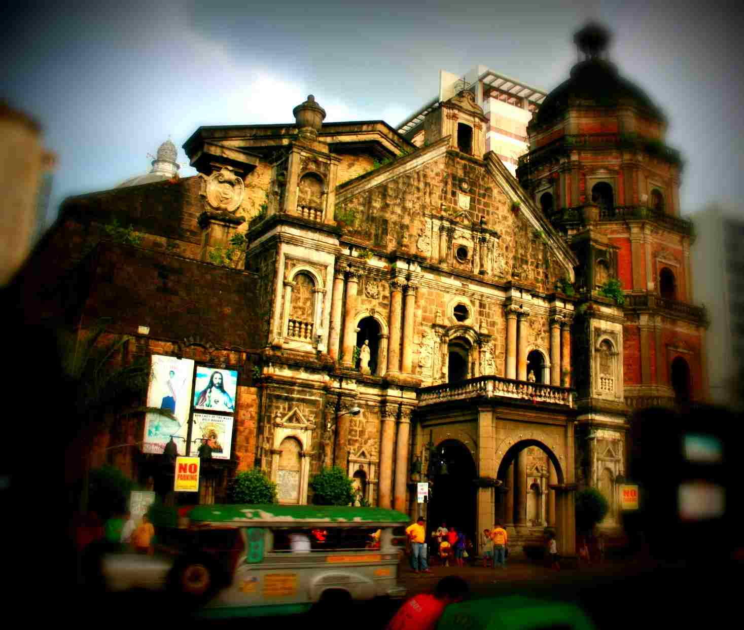 Visita Iglesia to Binondo Church