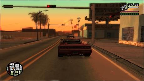 GTA San Andreas Gameplay HD Sreenshot