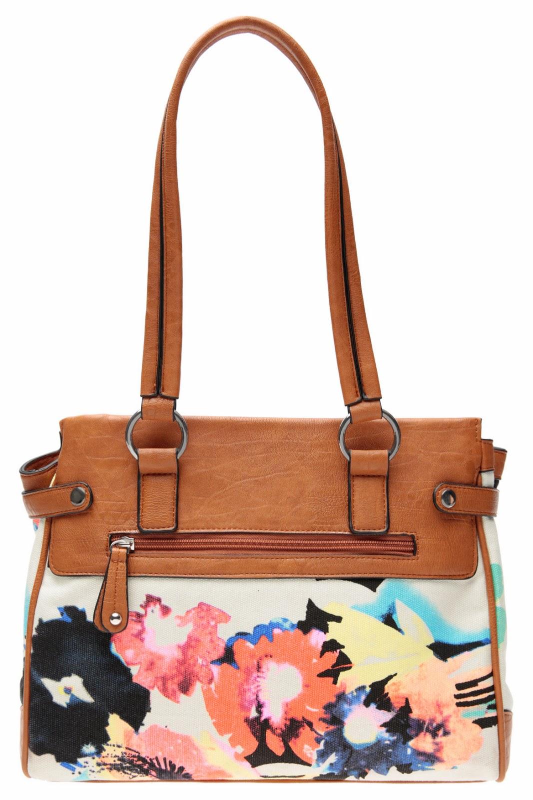 Cellini Sport Blossom Tote Bag