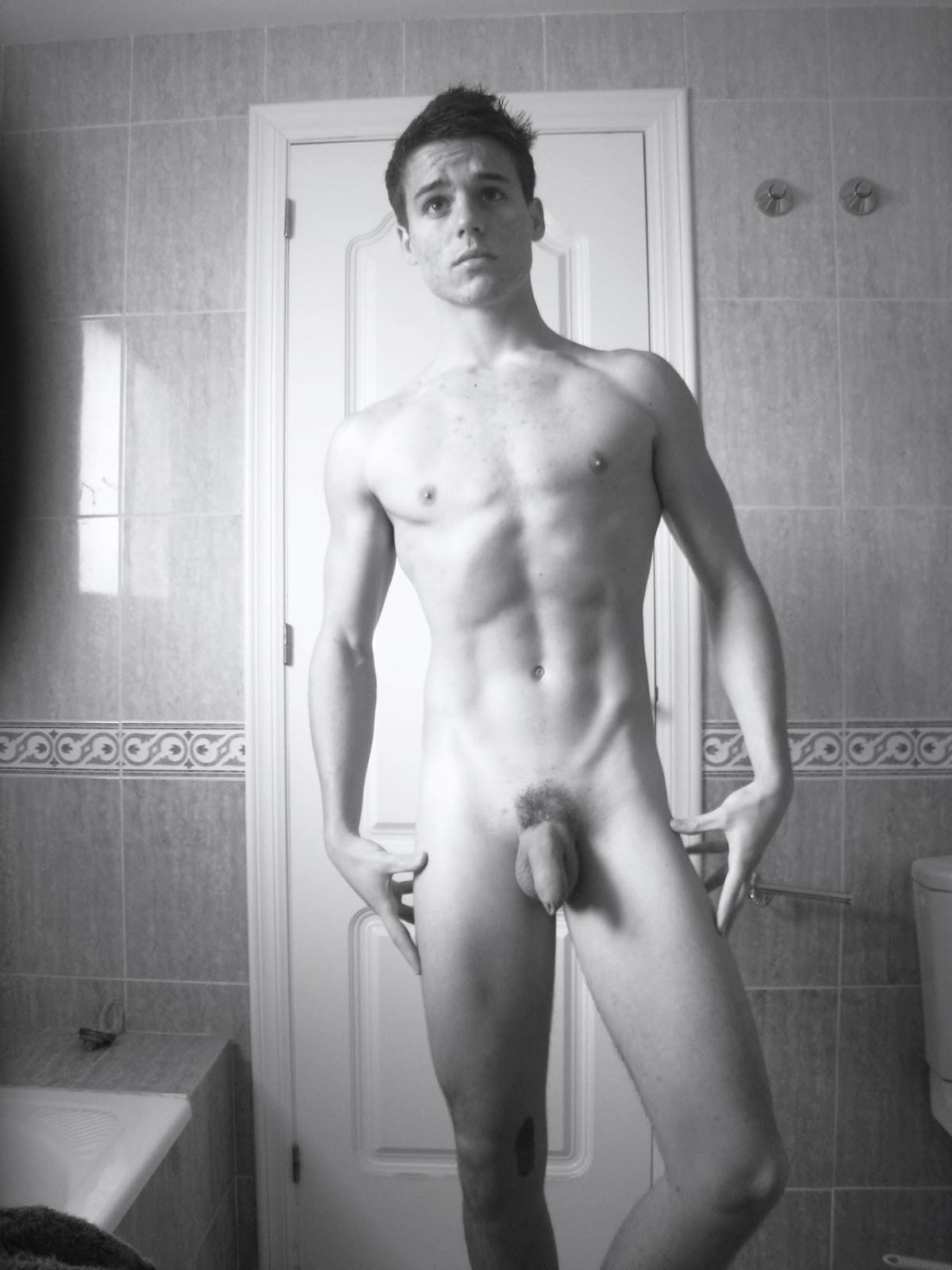 ryan guzman buck naked
