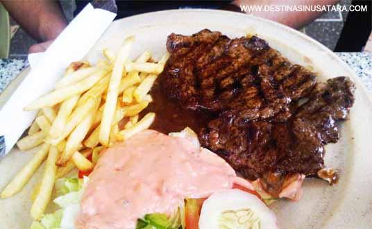 Steak Bercitarasa Tinggi di Suis Butcher bisa menjadi pilihan kuliner jika berada di kota Kembang Bandung.