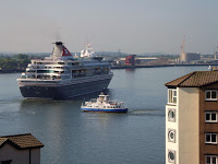 Tyne Cruise Ship
