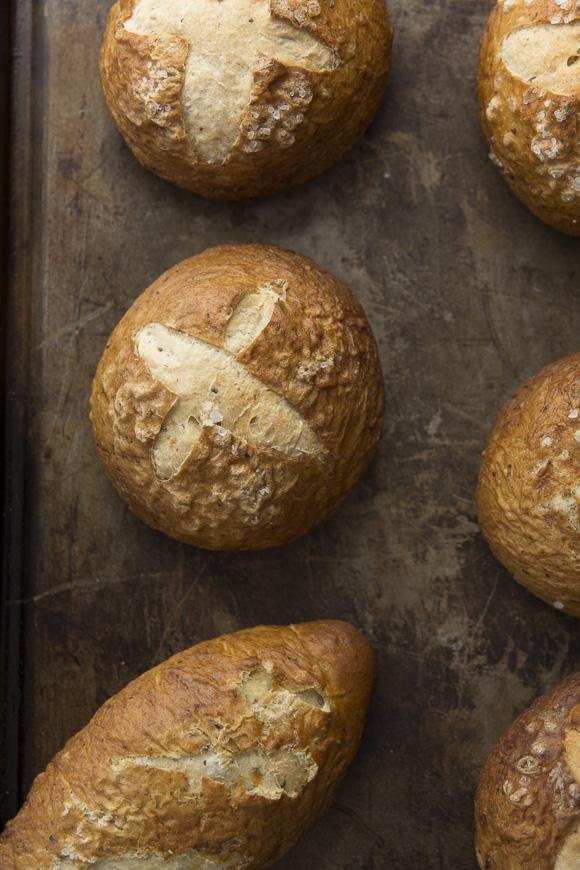 El descubrimiento de la semana: pan de pretzel