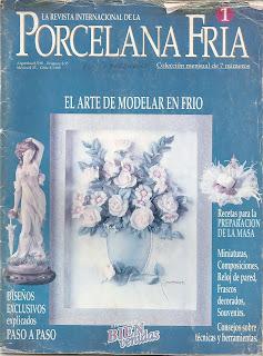 La revista internacional de Porcelana Fria N°1