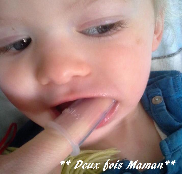soin dent de bébé