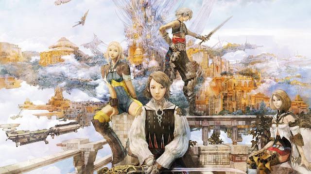Final Fantasy 12: The Zodiac Age ultrapassam um milhão de cópias
