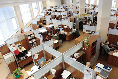Penyekat ruangan kantor,Partisi kantor