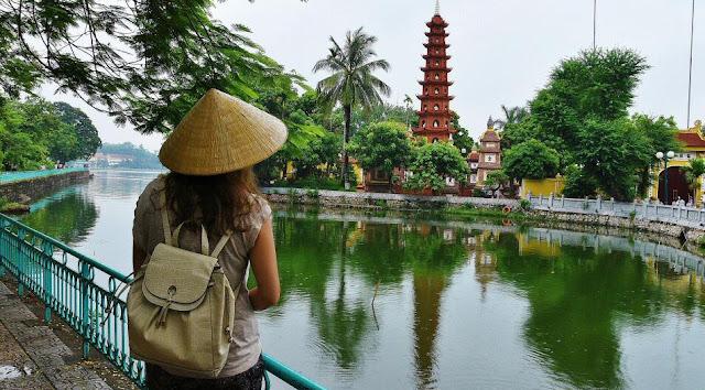 Visita Hanoi, Vietnam
