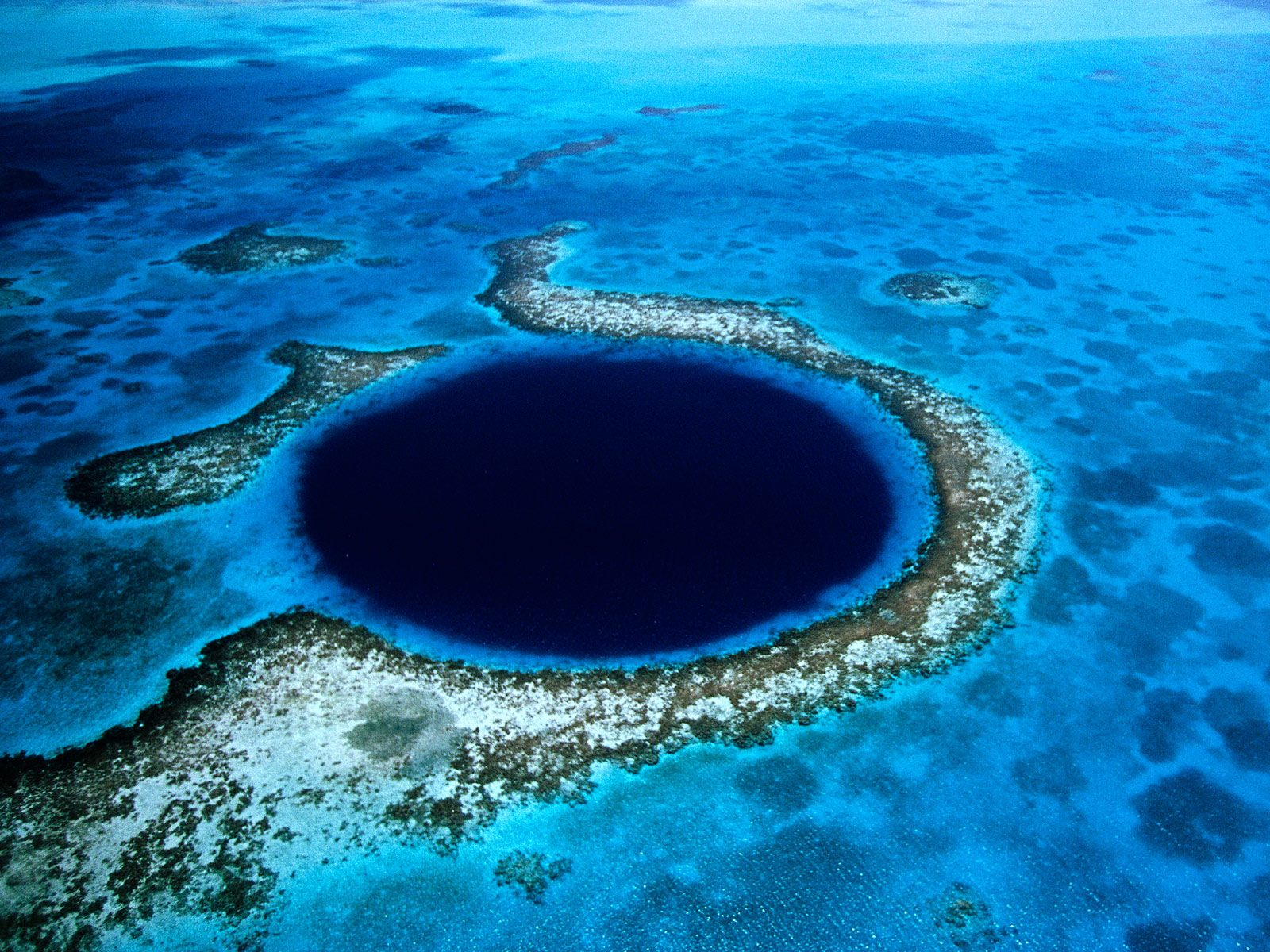 Encyclopedia 9: The biggest hole in the world