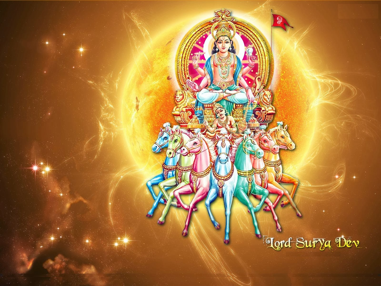 Lord Ganesha Wallpapers Hd For Windows 7 Lord Surya Dev Hd Adbhut Images Surya Bhagwan Wallpapers
